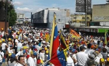 """""""Toma de Venezuela""""  La Oposición se Moviliza  en Cada Estado"""