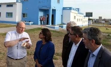 Lucía inauguró el CIC Norte, con un espacio especial para los más pequeños