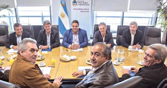 Gobierno-CGT: algunos secretos de la negociación