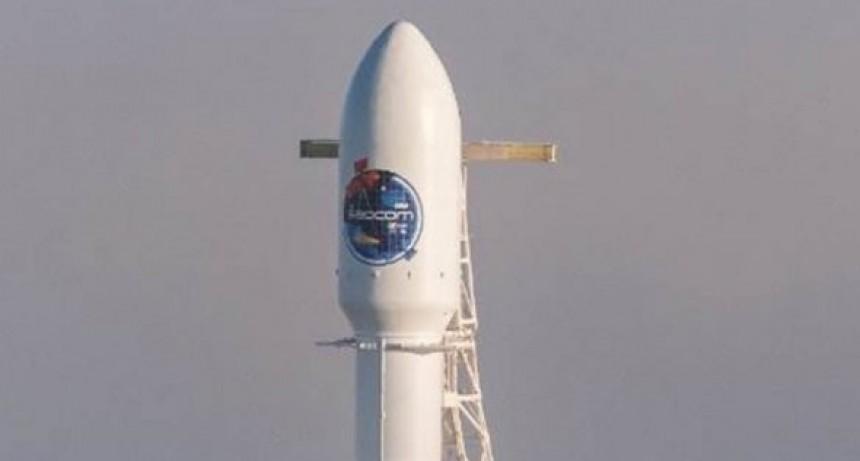 Revivi el lanzamiento del satélite SAOCOM