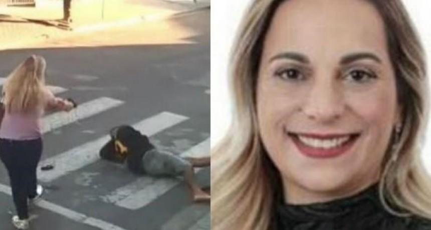 Policía que mató a ladrón y salvó a niños en una escuela fue elegida diputada en Brasil