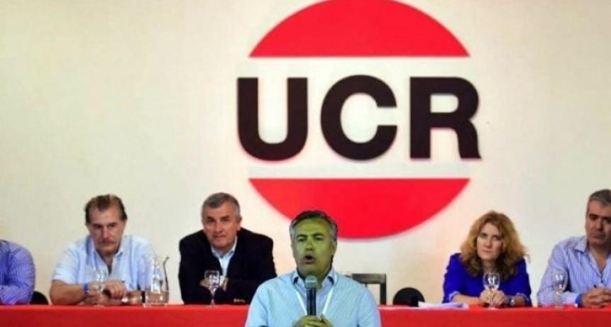 La UCR reúne a sus gobernantes y legisladores en Mendoza
