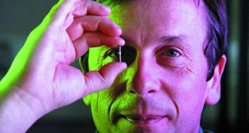 De no creer: un microchip puede hacer ver a ciegos