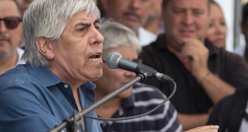 """""""El Gobierno cree que encarcelando a los Moyano avanza sobre los trabajadores"""""""