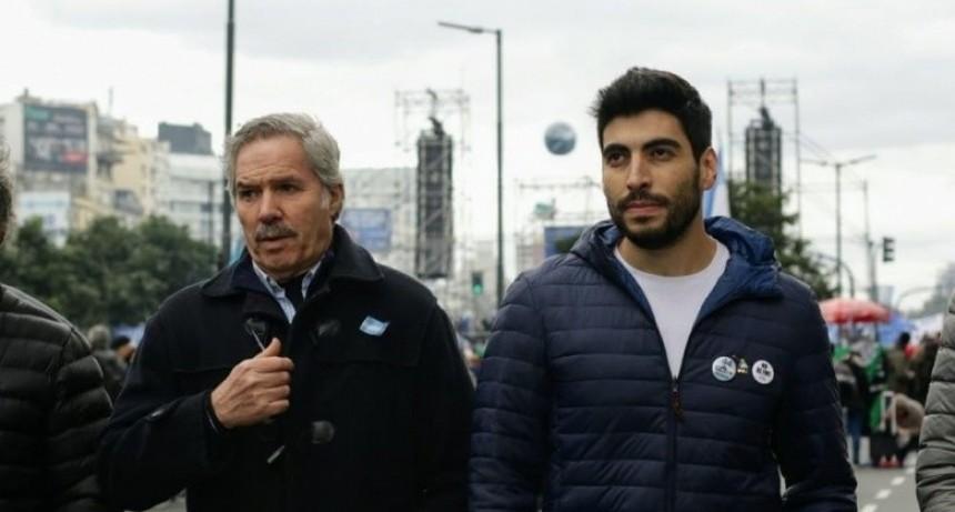 Felipe Solá y Facundo Moyano se van del Frente Renovador