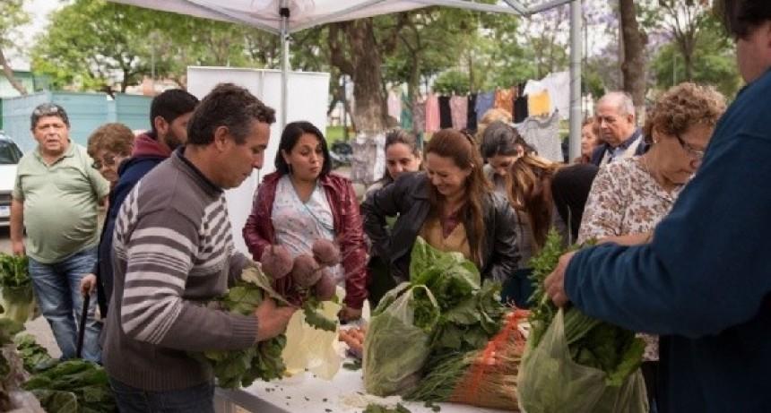 El Mercado Social llega a la plaza Huayra Tawa