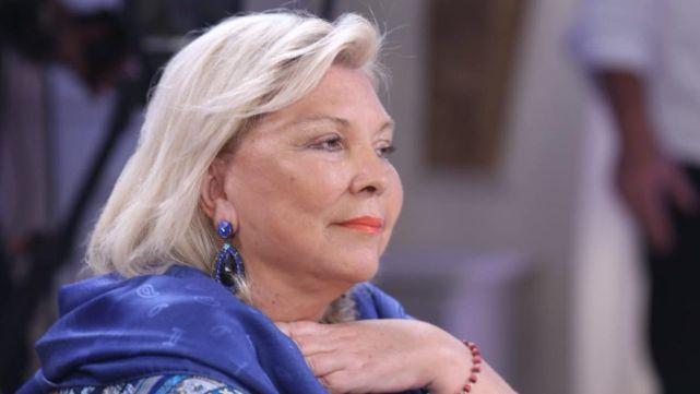 Carrió confirmó que irá por el juicio político a Garavano