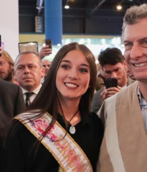 Macri: El país tiene
