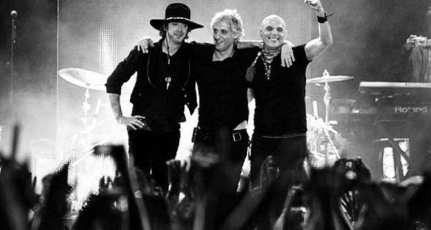 El regreso de Soda Stereo: con Chris Martin, de Coldplay, se lanza la gira que homenajeará a Gustavo Cerati
