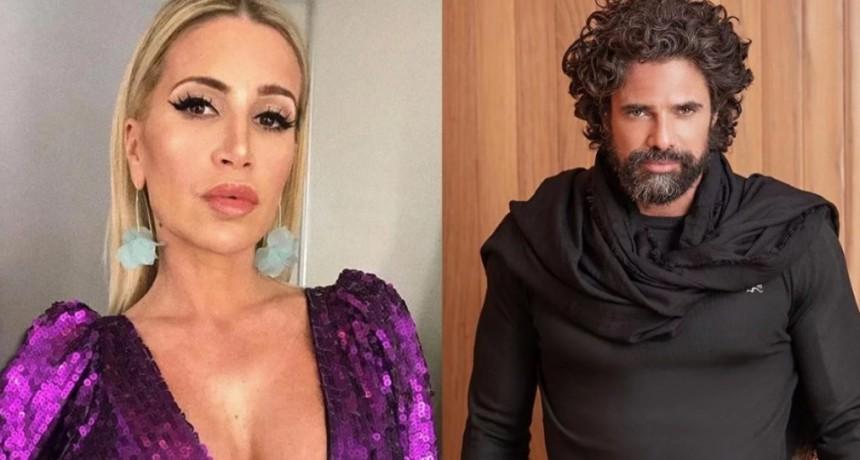 Florencia Peña ante la filtración de las fotos de Luciano Castro: El daño es irreparable y siendo mujer es peor aún