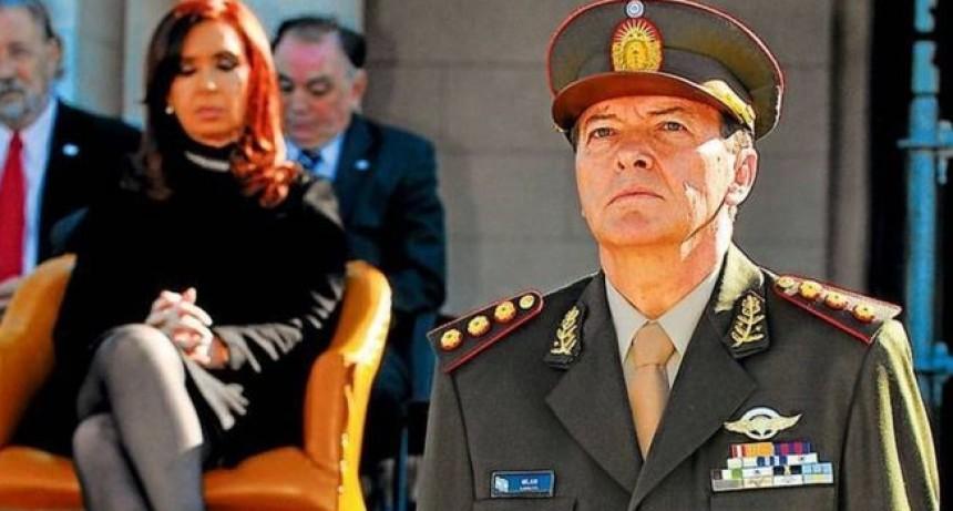 Milani: Nunca encubrí, nunca torturé, no sé lo que es un centro clandestino de detención
