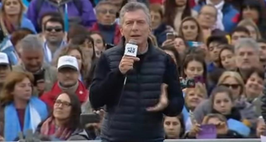 Mauricio Macri cruzó a Alberto Fernández: Piensa que puede decir cualquier mentira