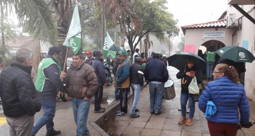 Municipales de Andalgalá confirmaron el aumento y levantaron el paro