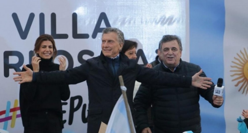Macri pasó por Carlos Paz:  La nueva etapa va a tener el foco puesto en el alivio