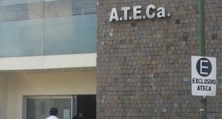 ATECa le pide a Educación que no judicialice el tema horas cátedra / horas reloj