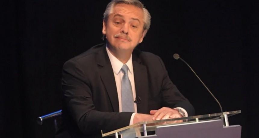Alberto Fernández ya piensa en la transición de gobierno porque esta convencido que ya es el Presidente de los Argentinos