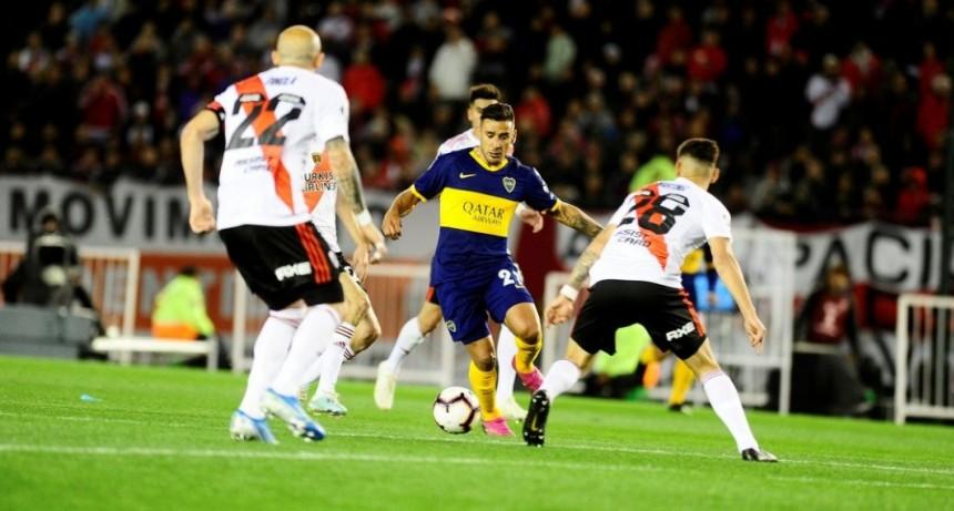 Boca recibe a River Plate en busca de tratar dar vuelta la serie de semifinal de Copa Libertadores