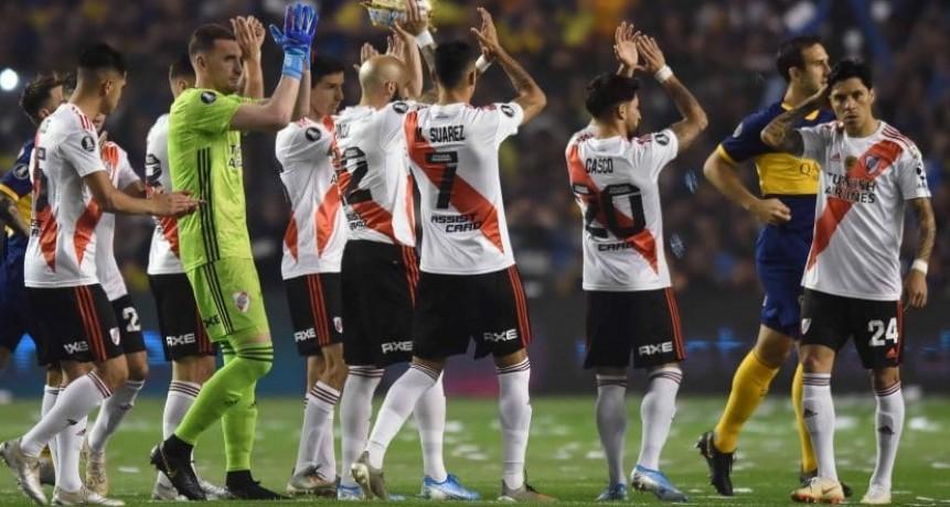 River volvió a dejar afuera a Boca y pasó a la final de la Copa Libertadores
