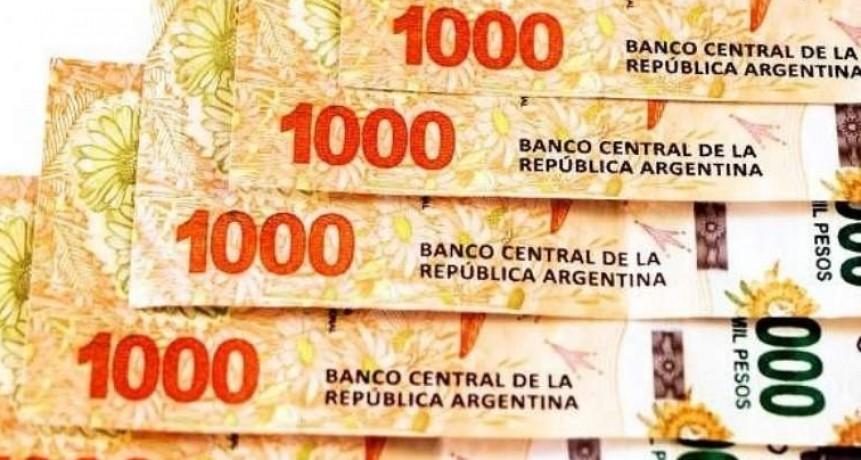 El bono de 5 mil pesos para desocupados después de las elecciones