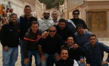 Viajaron para celebrar 25 años de egresados