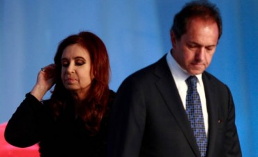Kirchnerismo unido: Cristina se mostrará hoy junto a Daniel Scioli