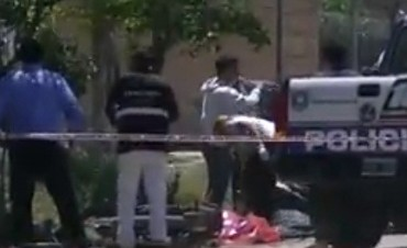GRAVE ACCIDENTE: Murió en el acto tras impactar con un poste