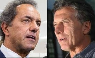 Tres encuestas dan ganador a Macri sobre Scioli