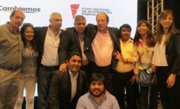 Radicales de Catamarca con Macri y Sanz en Santa Fe