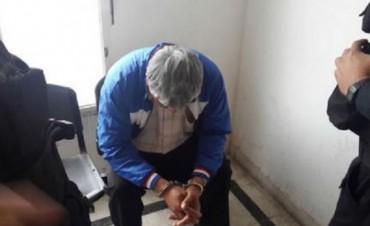 24 años de cárcel para el Chacal de Santa María