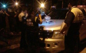 Se tirotearon con la Policía, los atraparon y fueron liberados