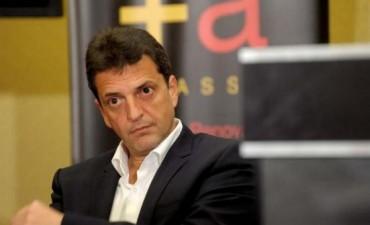 Massa criticó el contenido del debate y desmienten lanzamiento de su candidatura para 2019