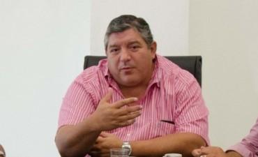Trabajadores municipales de Recreo reclamaron por la falta de pago de sus sueldos