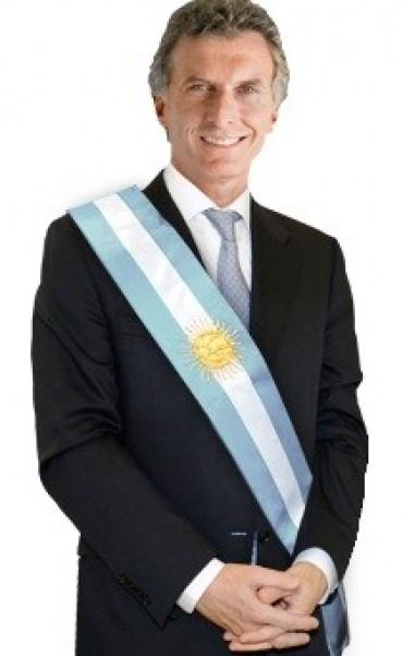 Mauricio Macri es el Presidente Electo