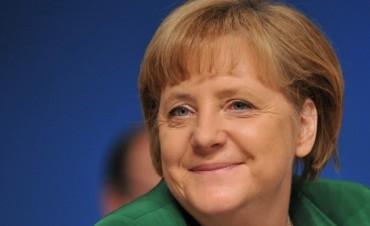 Merkel invitó a Macri a Alemania