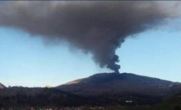 El sur argentino en estado de alerta por la actividad del volcán Copahue