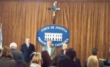 Hoy Se Integra la Nueva Corte de 5 Miembros