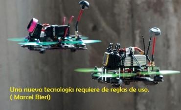 El mercado mundial de drones se reglamentará en Suiza