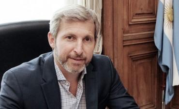 Frigerio confirmó la convocatoria a extraordinarias, que incluirá ganancias y la reforma electoral
