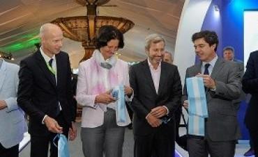 Rogelio Frigerio, abrió el Congreso de Agua y Desarrollo