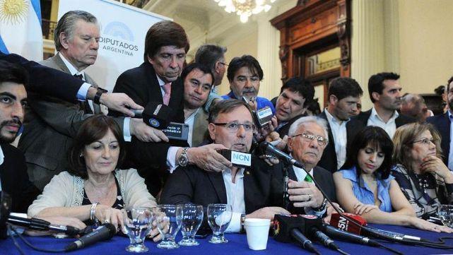 La oposición exige cambios al proyecto de reforma laboral