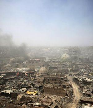 Once muertos en múltiple atentado suicida en Irak