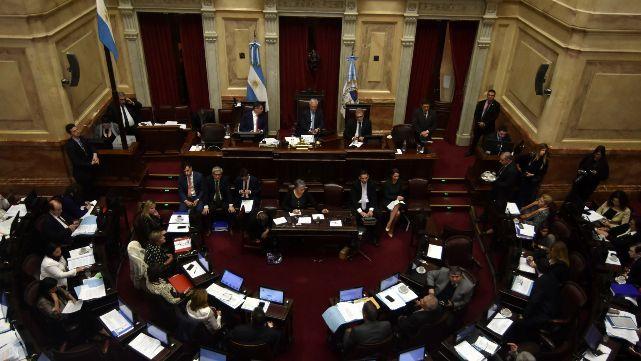 Senado dio media sanción a Reforma Previsional y Consenso Fiscal