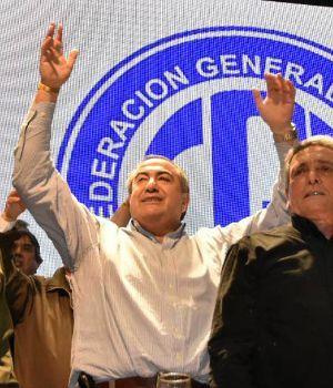 Sindicalistas esperan el encuentro clave con el Papa Francisco
