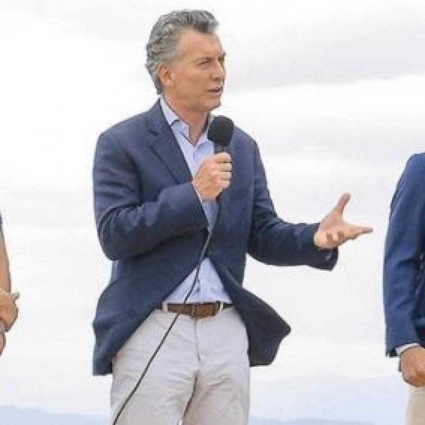 Tercera visita presidencial: Macri llega a Catamarca a Supervisar Obras financiadas por Nación