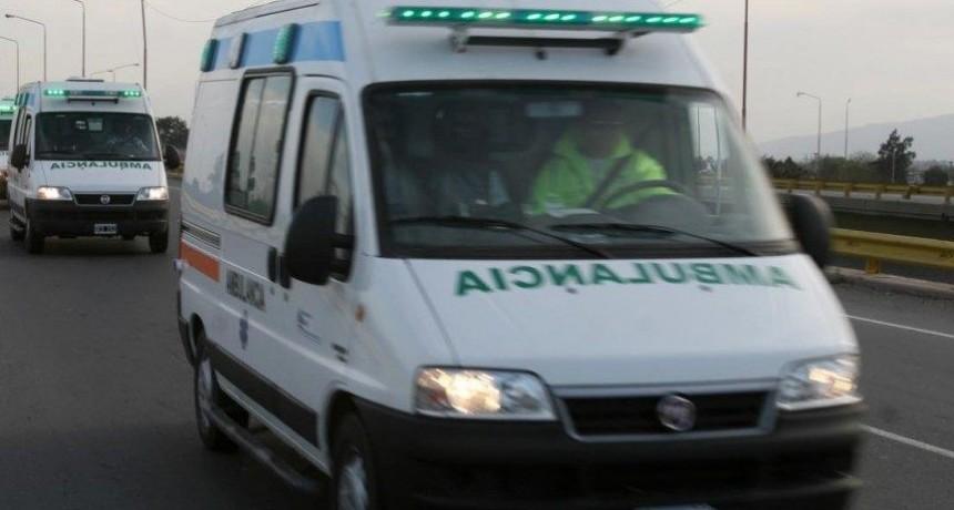 Las ambulancias no se mueven si no es GRAVE
