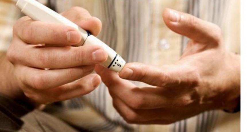 Diabetes: son claves el cuidado y la prevención