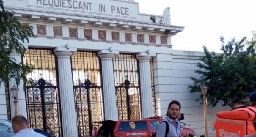 Explosión en el cementerio: hay 10 nuevos detenidos tras una serie de allanamientos