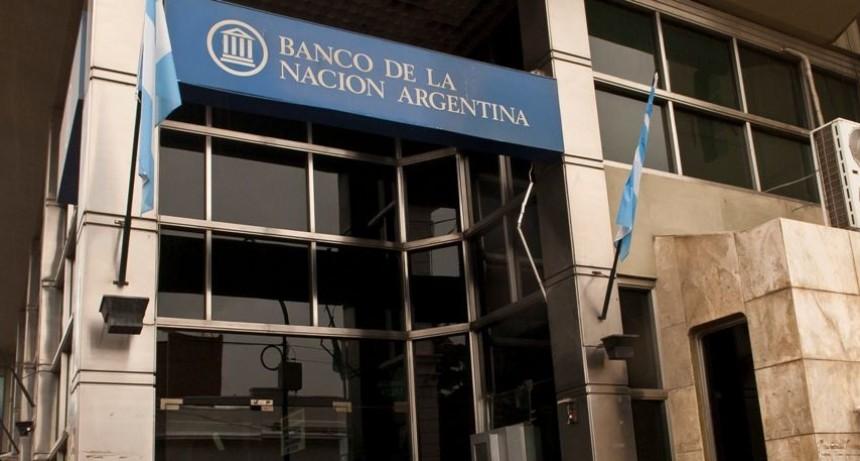 Hoy el Banco Nación restringe su atención al público