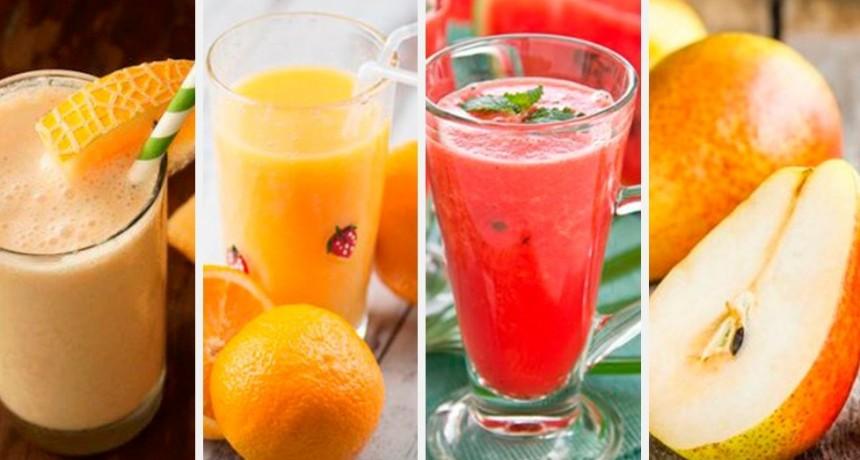 Los 5 Jugos más refrescantes para el verano