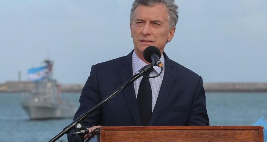 Macri sobre el ARA San Juan: